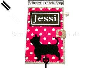 Hundepasshüllen Jessi