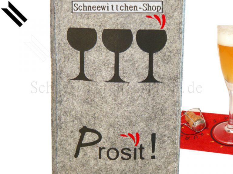 Flaschentasche Prosit