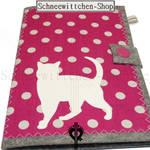 Katzenpasshüllen Micki in pink