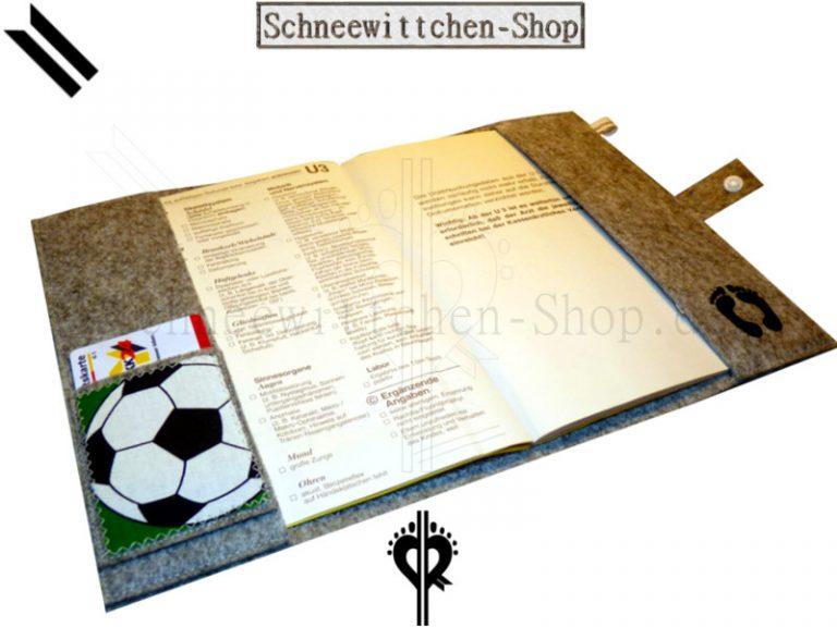 U-Hefthüllen für Fussballer