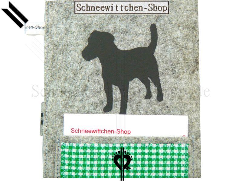 EU-Heimtierausweis Hundepasshülle EU-Heimtierausweis Hülle Heimtierausweis Impfpass Hülle Tierpersonalausweis