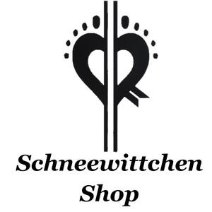 Schneewittchen-Shop Logo Schrift unten