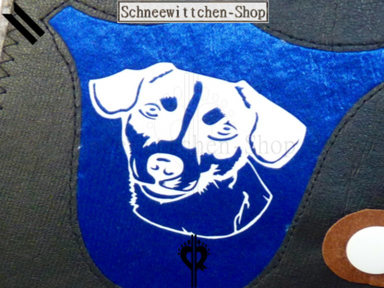 EU-Heimtierausweis Hundepasshülle EU-Heimtierausweis Hülle Heimtierausweis Impfpass Hülle Tierpersonalausweis Jack Russell Terrier