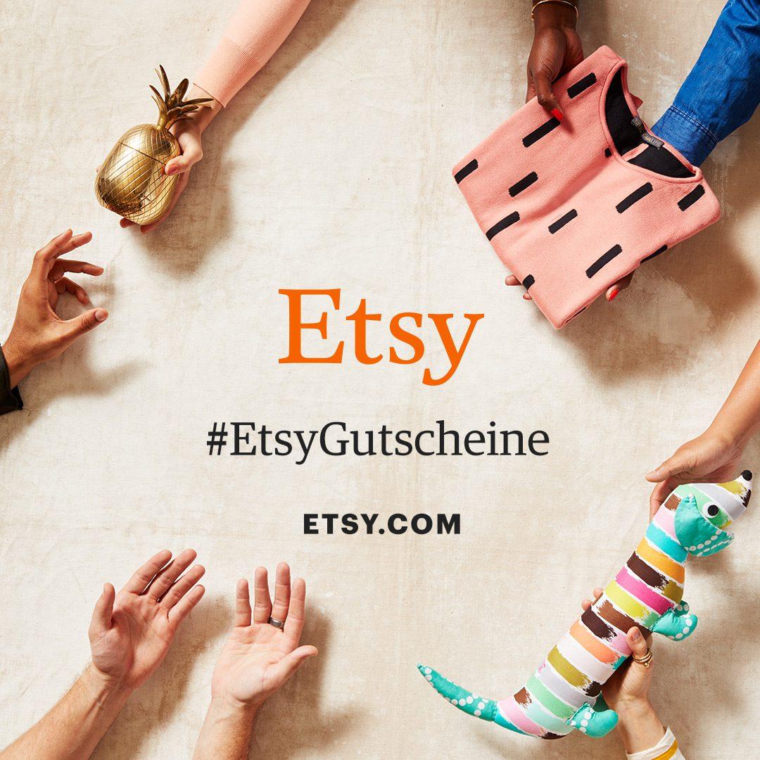#EtsyGutscheine