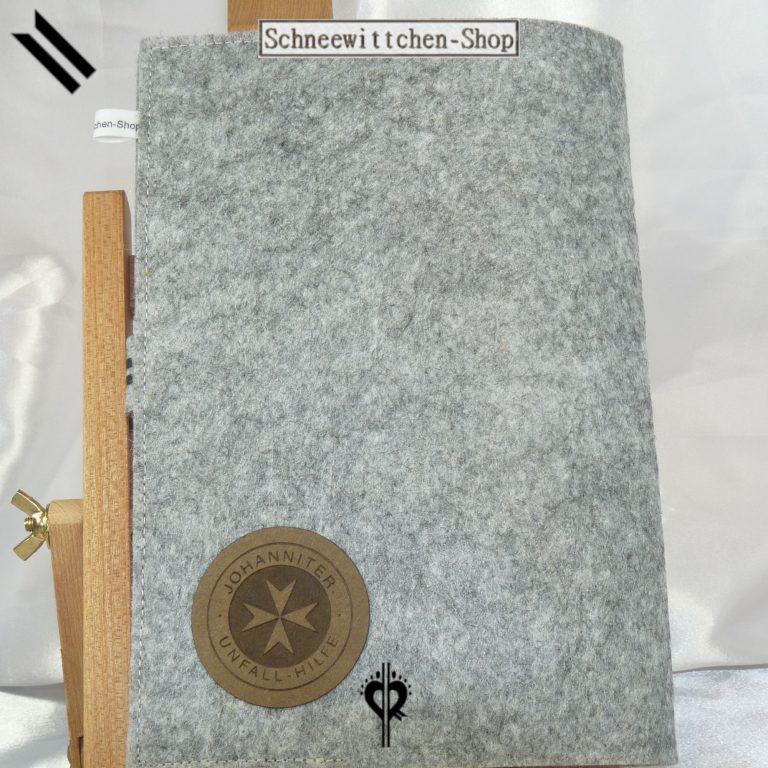 Die Johanniter Dienstbuch Hülle A5 Rettungshundestaffel Mittelfranken